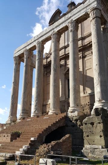 Temple of Antonius Pius and Faustina