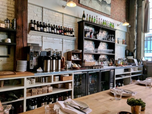 Sitka & Spruce quintessential Seattle brunch spot
