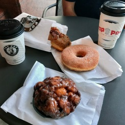 Top Pot doughnuts