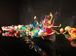 Chihuly Gardens and Glass exhibit