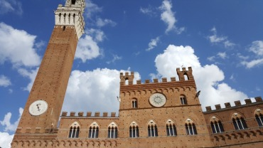 Siena City Hall and Torre del Mangia