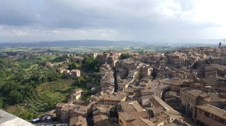 Views from Torre de Mangia