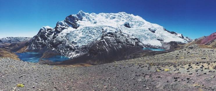 Ausangate glacier, so majestic