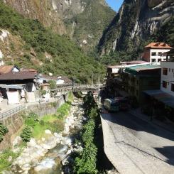 Aguas Calientes, not much here besides Machu Picchu tourism