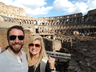 Ready to rumble at the Colosseum