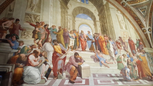 Rapahel Rooms - School of Athens
