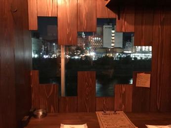 Window nook at Beer Bar Miyama
