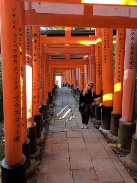 Fushimi Inari toriis
