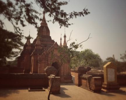 Bagan Pagoda
