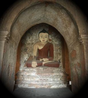 Burmese Budha
