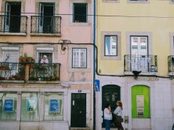 everyday life in Lisbon