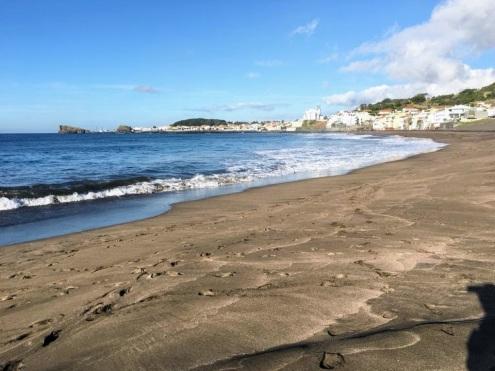 Populo Beach, Sao Miguel, The Azores