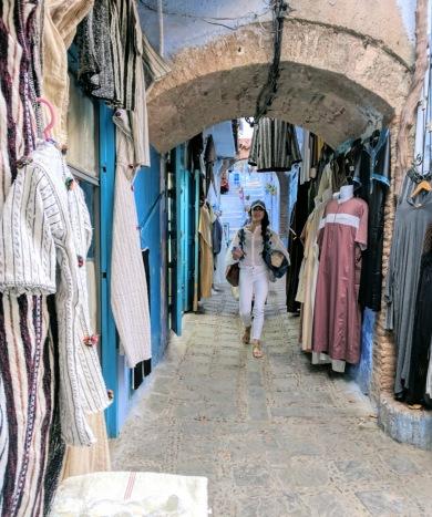 Shopping in Chefchaouen