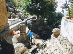 Chefchaouen waterfall
