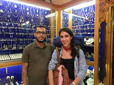 Artisanal Market Marrakech, Morocco