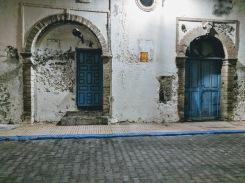 Door in Essaouira Morocco