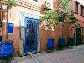 Marrakech doors5
