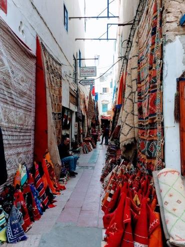 Colorful Shop in Essaouira Morocco