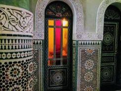 Lobby in Essaouira Morocco