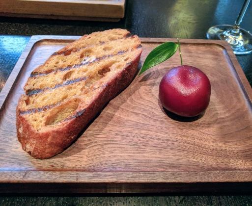 Dinner by heston Blumenthal Meat fruit