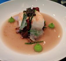Dinner by Heston Blumenthal Roast cod