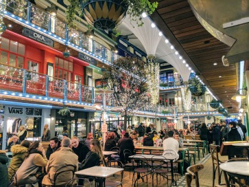 Kingly Court, Soho London