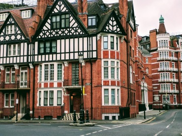 Building in Knightsbridge London