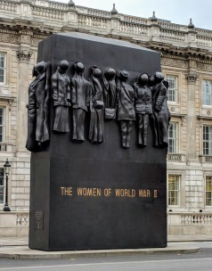 Women of World War II Memorial Westminster