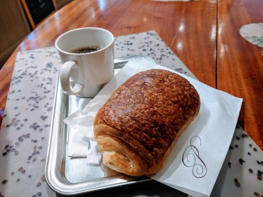 Chocolate Croissant Paris Poilane
