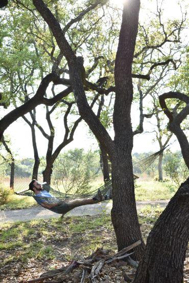 Hammock Whiskey Creek Ranch Wimberley Texas