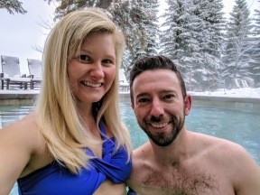 Shore Lodge McCall Idaho Hot Tub