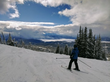 Snow Ski McCall, Idaho at Brundage Mountain