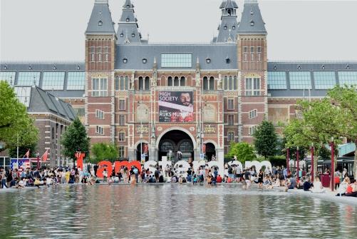 Amsterdam - Rijksmuseum Iamsterdam