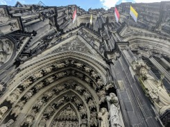 Cologne Cathedral facade
