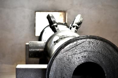 Koblenz - Ehrenbreitstein cannon
