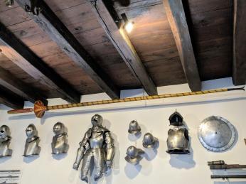 Koblenz - Eltz castle armor