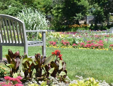 Lincoln Park Garden Chicago