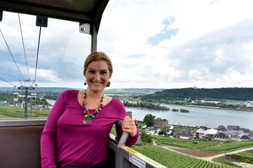 Rudesheim - cable car noelle 2