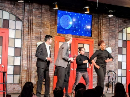 The Second City Chicago Late Night Improv