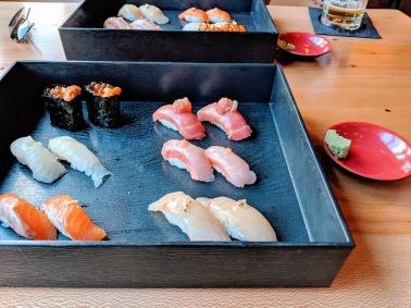 Sushi-San Chicago D-Luxe Nigiri