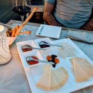 Assorted cheeses, Paradox Wine Bar - Split, Croatia