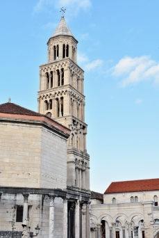 Diocletian's Palace Belltower - Split, Croatia