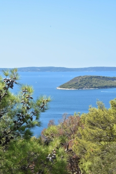 Marjan Hill hike views - Split, Croatia