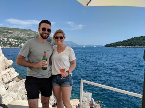 Buza Bar Dubrovnik, Croatia