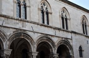 Dubrovnik Rectors Palace Croatia