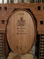 Matusko Cellar wine Barrel Dignac Peljesac penninsula Croatia