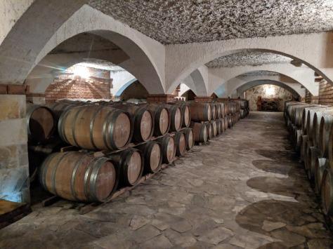 Matusko cellar dignac wine Peljesac penninsula Croatia