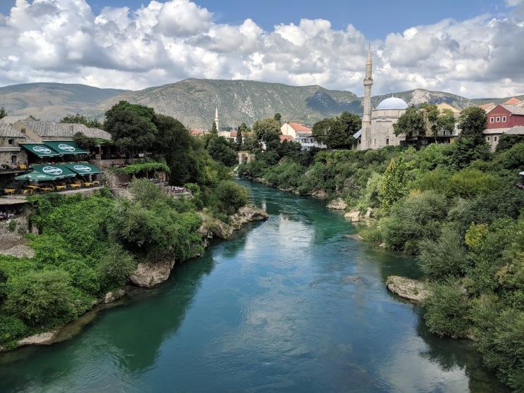 Mostar River Bosnia Herzegovena day trip from Dubrovnik