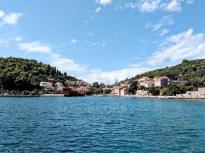 Sipan Harbor in Elaphiti islands with Dubrovnik Boat Rentals