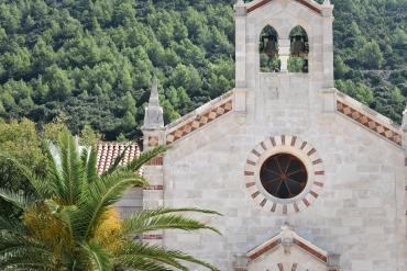 Ston Chapel Peljesac Croatia